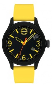 Yellow ESQ ONE by Movado