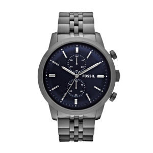 Fossil Townsman Stainless Steel Watch – Smoke