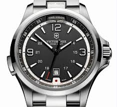 Victorinox Swiss Night Vision in stainless steel